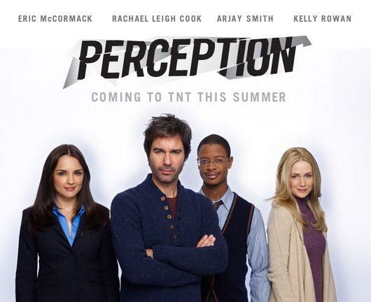 Why Is This On My Tv Tnt S New Series Perception Best Tv Shows Tv Shows Perception