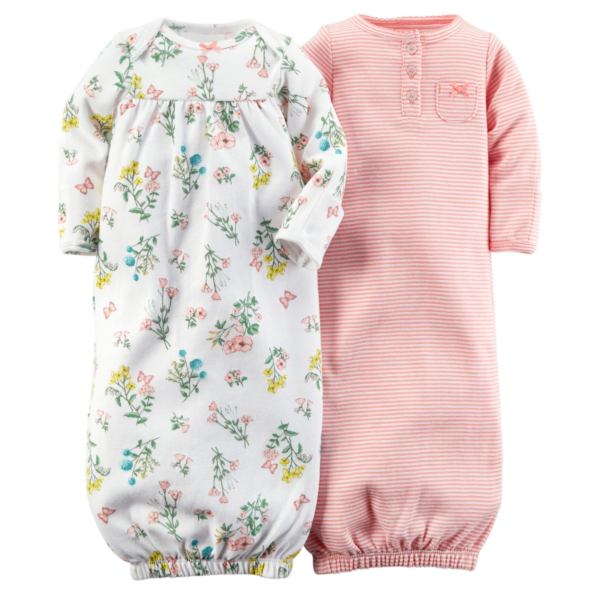 2-Pack Sleeper Gowns | oooh baby baby | Pinterest | Babies, Baby ...