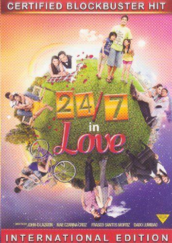 Love Movie Poster Background