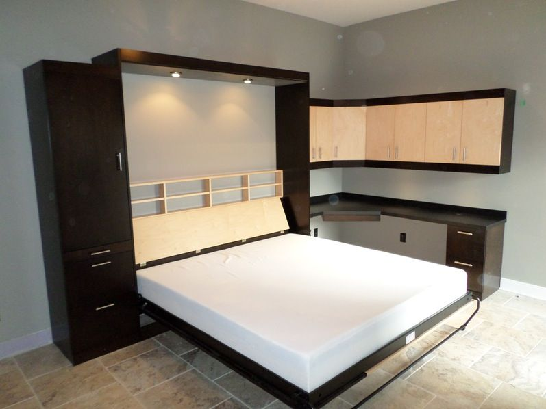 Office Unit Murphy Beds Tnmurphybeds Com Tilted Head Board Adjule Bed Shelf 2 Bedroom Apartments For S Furniture Benches