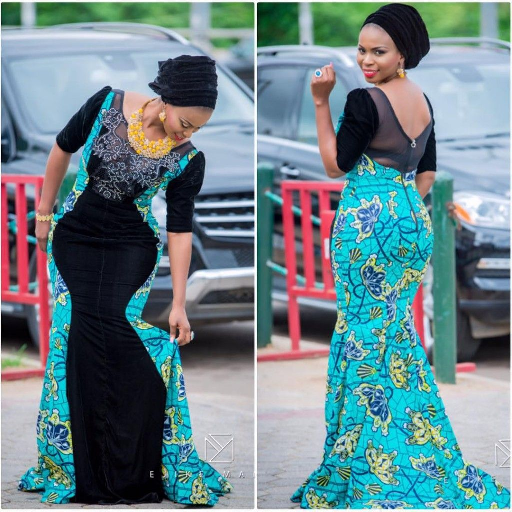 Latest African fashion, Ankara, kitenge, African women dresses ...