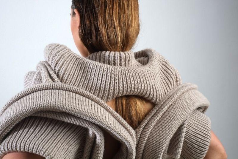 The Darker Horse: Knitwear Designer: Katherine Mavridis