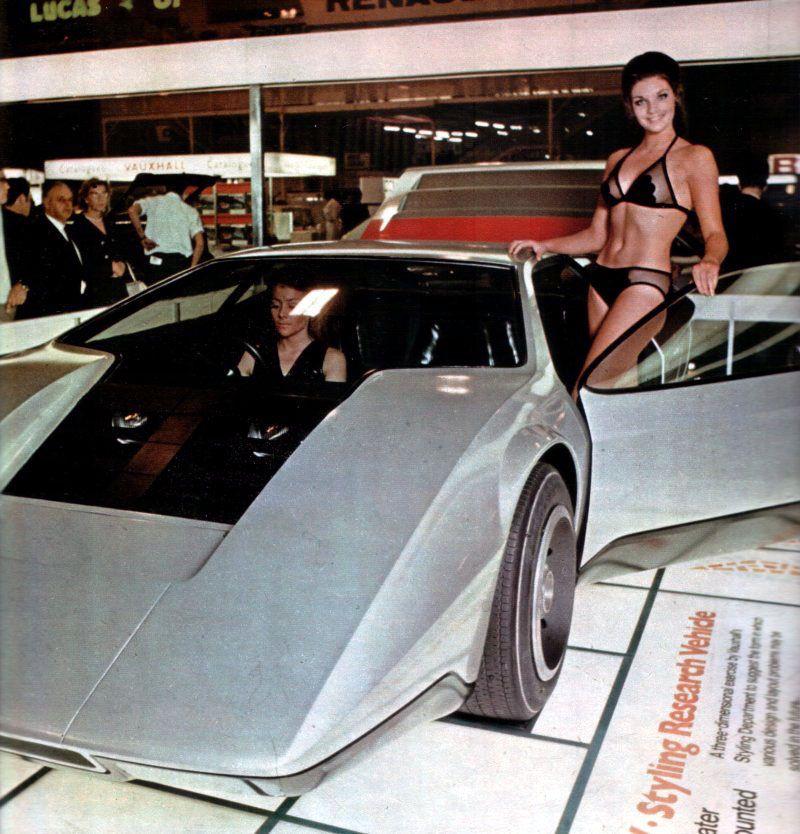 Rare Car Pin-Up Girl | 05. Rare Pin-Up Girls (rare-autos.com ...