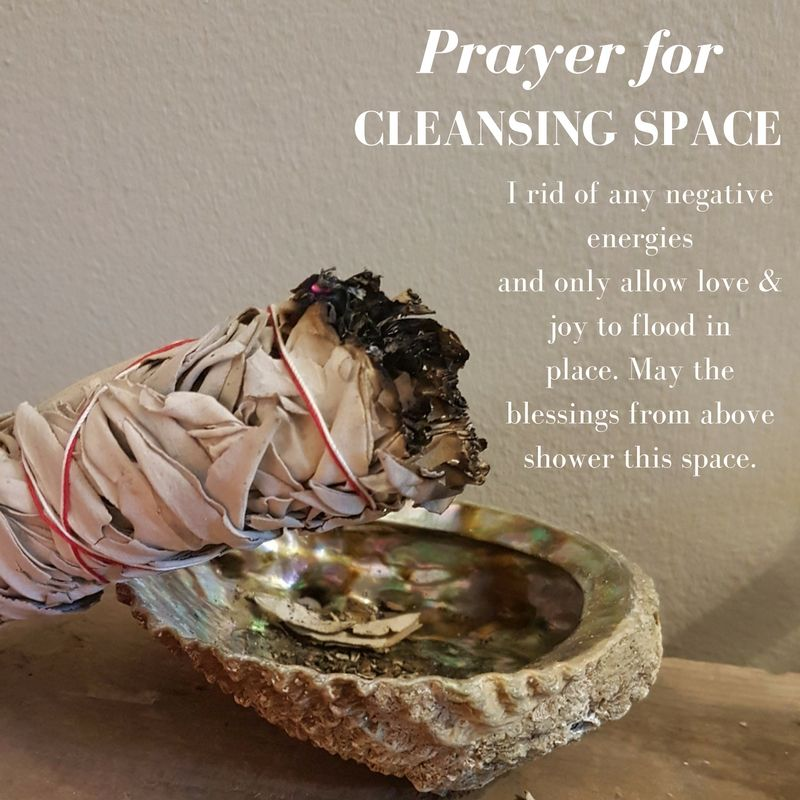 Click the link to be guided to more prayers to say when
