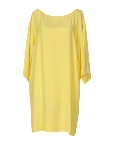 ATTIC AND BARN Women's Knee-length dress Yellow M INT
