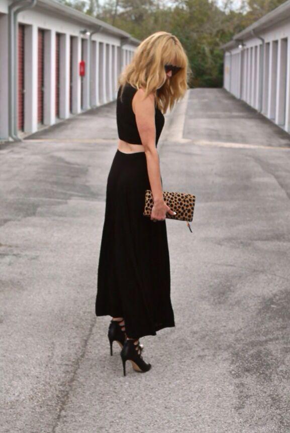 #jenknowsbest #jenandrews #lbd #black #leopard #laceups #booties #streetstyle #style #blog #blogger #fashionblogger www.jenknowsbest.com