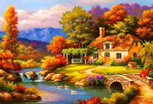 Autumn Splendor (247 pieces)