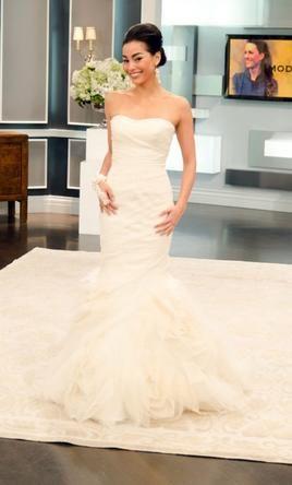 8fb82a7cb56 Used Vera Wang Wedding Dress Gemma