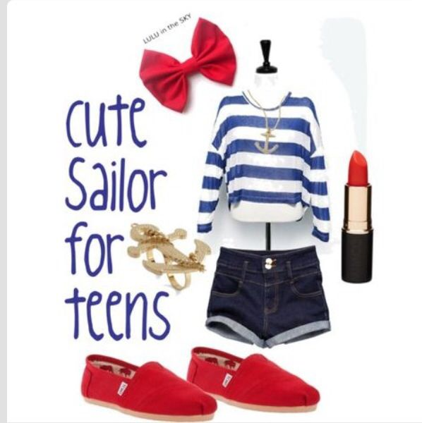 Sailor Dresses for Teenagers