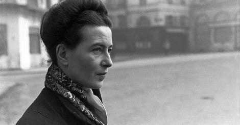 Simone De Beauvoir https://www.facebook.com/