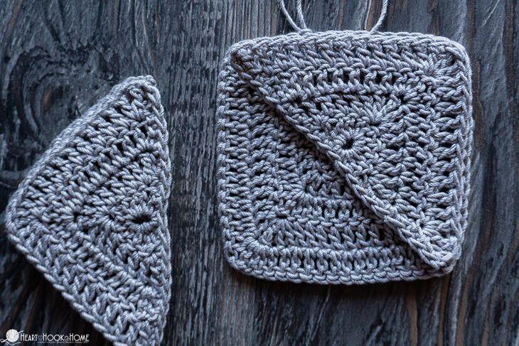 Pochette personnelle: motif de crochet gratuit   – c r o c h e t