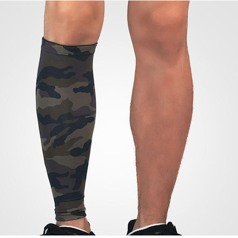 Calf protector camouflage compression calf sleeves 1