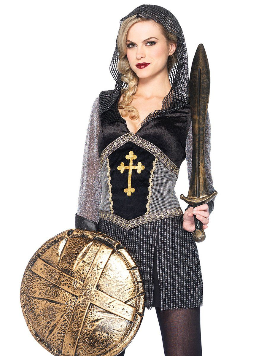 Joan of Arc Joan of arc costume, Diy costumes women