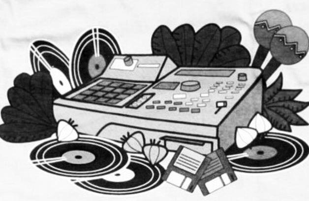 Cartoon Akai Mpc Cartoon Art Projects Real Hip Hop