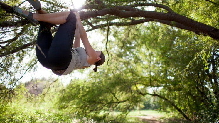 Ejercitarse como simio el fitness que es furor en el