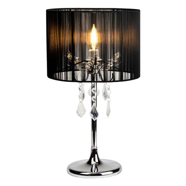 Crystal Table Lamps Lamp, Chandelier Table Lamps Australia