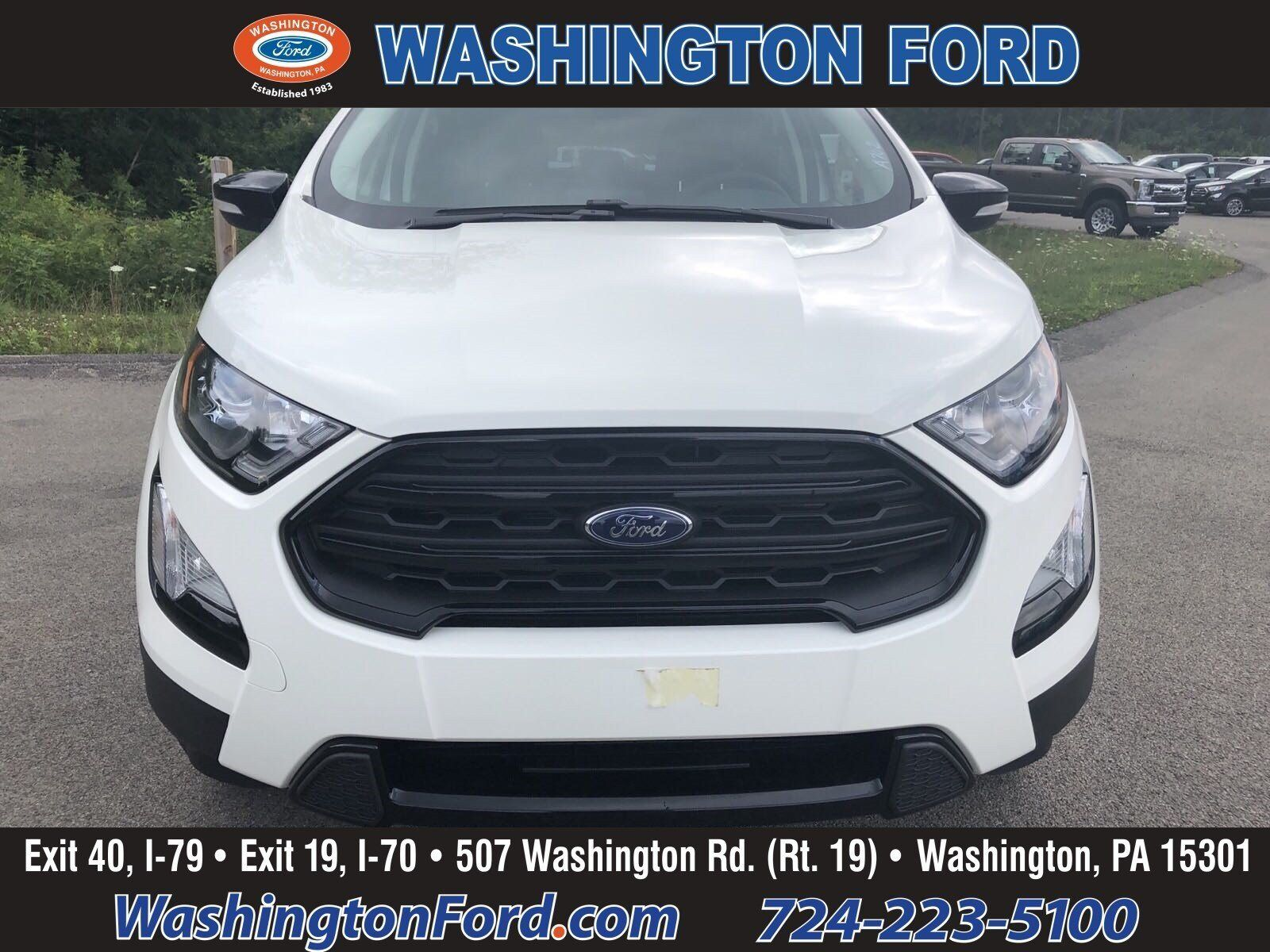 2020 ford Ecosport Review in 2020 Ford ecosport, Ford