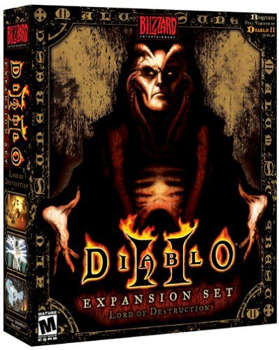 Diablo 2 Expansion: Lord of Destruction - PC/Mac
