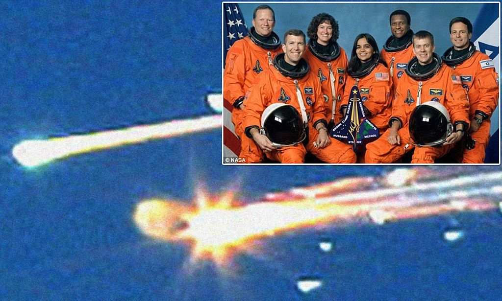 It was better for them to die unexpectedly NASA expert
