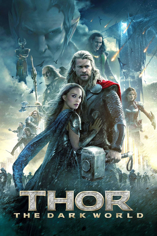 Thor The Dark World Film marvel, Thor, Bioskop