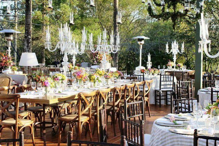 Casamento no campo   Outdoor Wedding