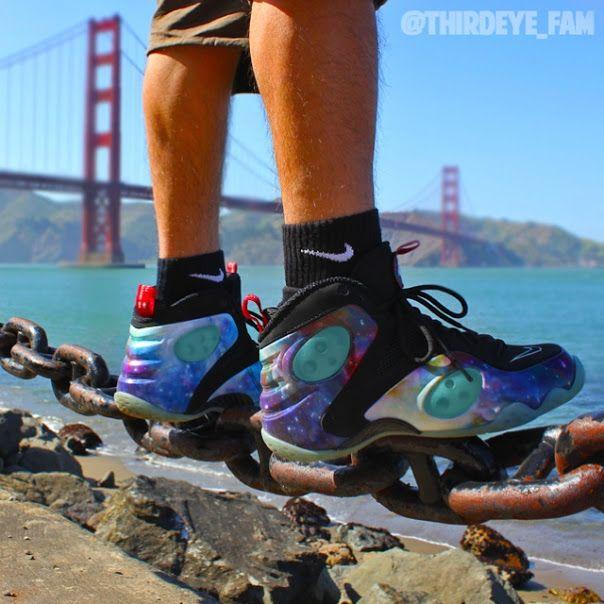 Nike Zoom Rookie Galaxy #nike #sneakers