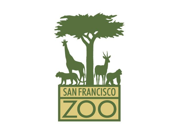 Sf Zoo San Francisco Zoo Zoo Logo Zoo Project