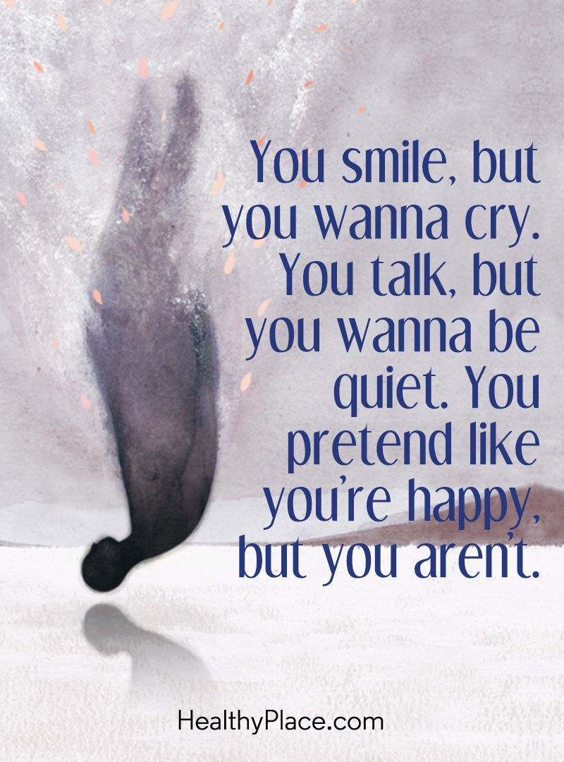 Depression Quotes Unique Depression Quotes And Sayings About Depression  Pinterest  Crying
