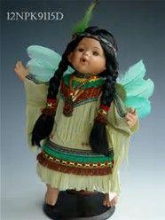 Image result for native american doll images #indianbeddoll