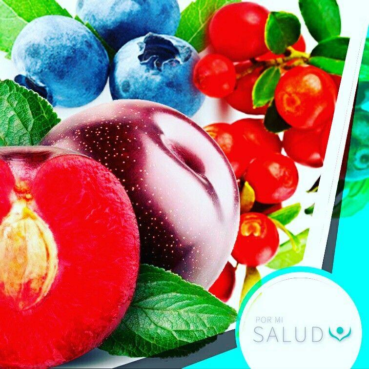 Los alimentos alcalinos son una fuente de oxígeno que aportan enzimas al cuerpo, encuéntralos en blueberrys, arándanos y ciruelas. #TipSalud