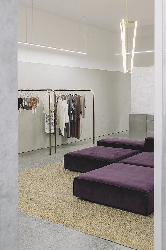 Lonely Boutique In Newmarket Auckland By Rufus Knight: Lonely Wellington