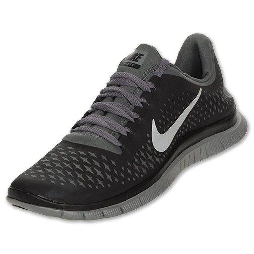 big sale 4809b 3f2f8 Men's Nike Free +3.0 V4   FinishLine.com   Black $100   What ...