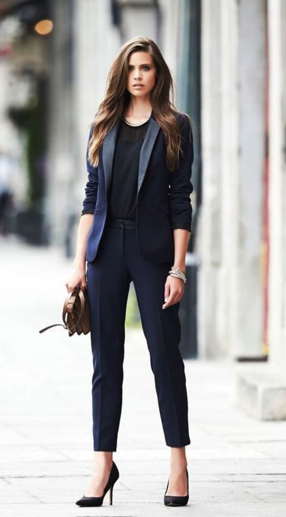 What To Wear To Work Women Business Outfits Business Attire Women Work Outfits Women Fashionable Work Outfit