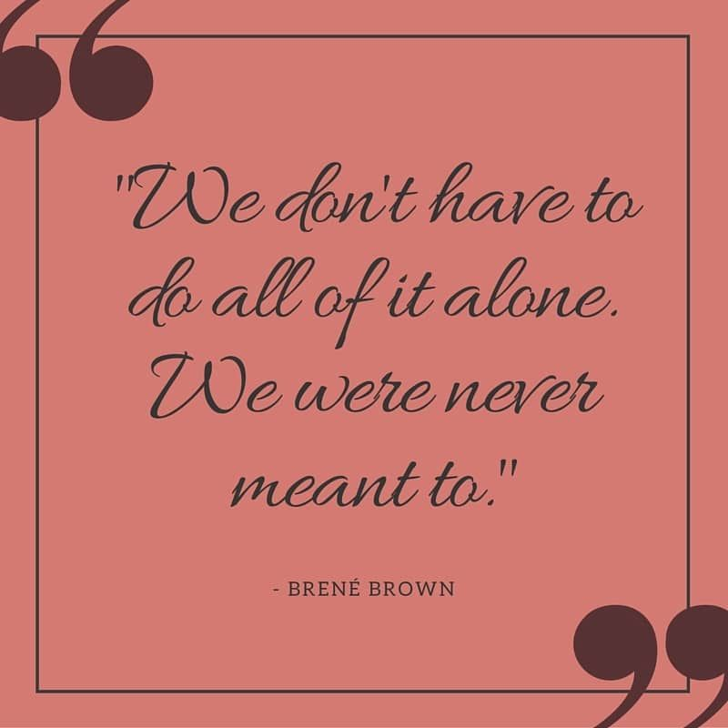 Brene Brown Quotes New 14 Inspirational Quotes From Brene Brown  Pinterest  Brene Brown