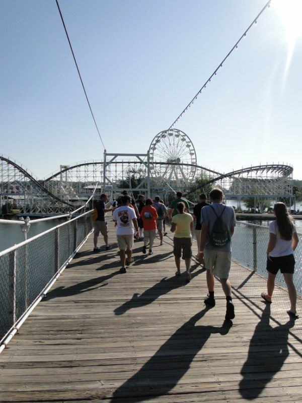 Lots Of Fun To Be Had At Indiana Beach Would Go There On My Birthday Been Pinterest Vacation And Roller Coaster Theme