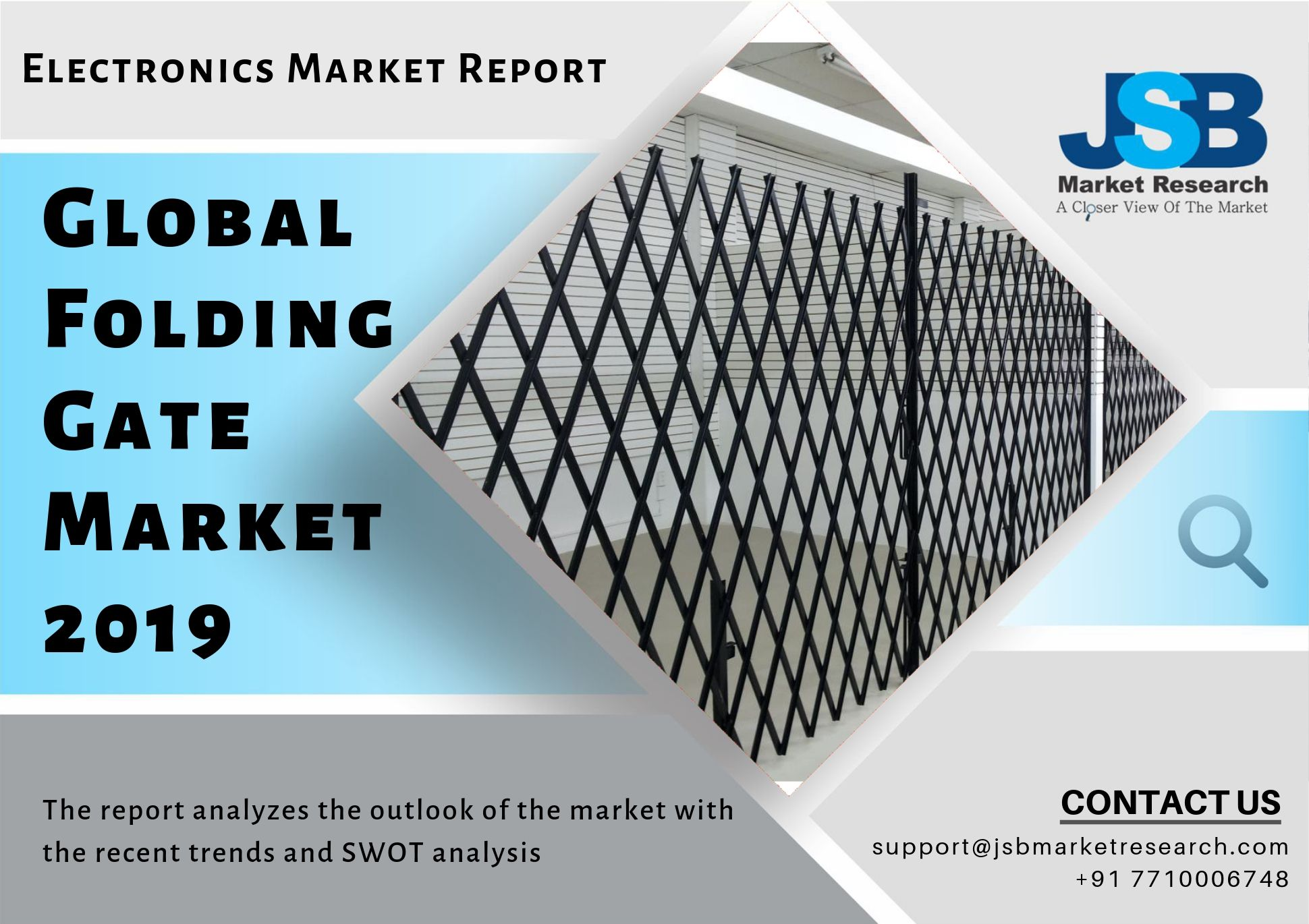 Global Folding Gate Market Report 2019 Market Size