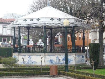 Reanimar os Coretos em Portugal: Vizela