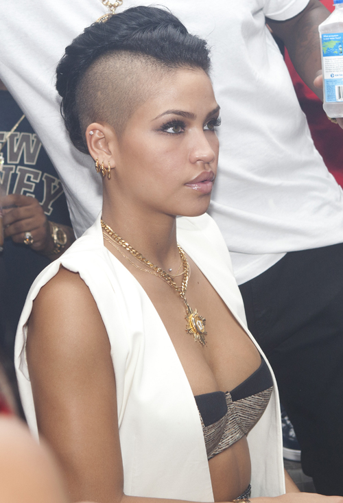 Cassie Ventura I Love Her Hair She Is Such A Beautiful Woman
