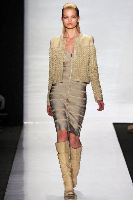 Мода осень-зима 2011/2012 от Herve Leger. Комментарии : LiveInternet - Российский Сервис Онлайн-Дневников