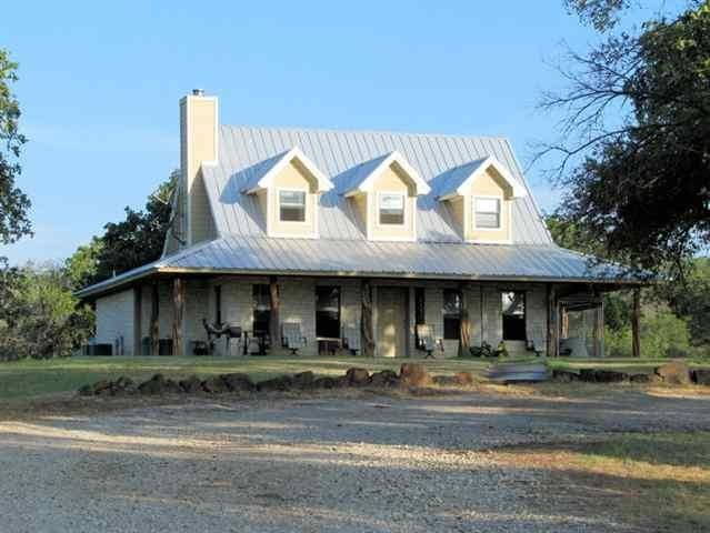 images Texas farm houses | porch roof line