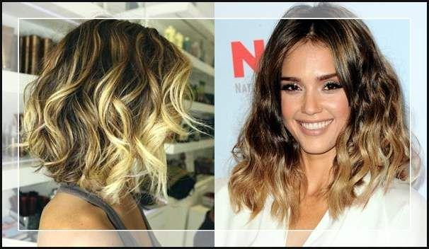 Ombre Haare Farben 2017 – Trend Kurze Frisuren Einfache Frisuren