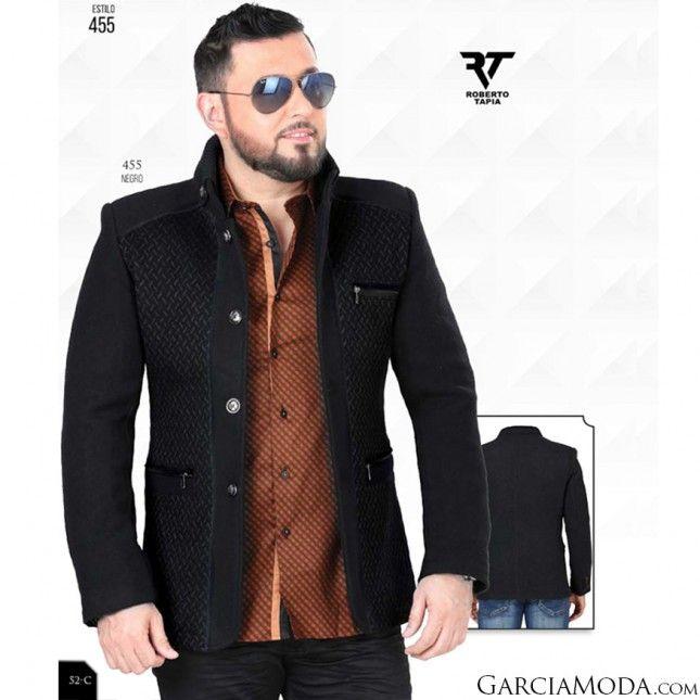 d10a5a6f07 Saco Lamasini Western Wear 455 Black