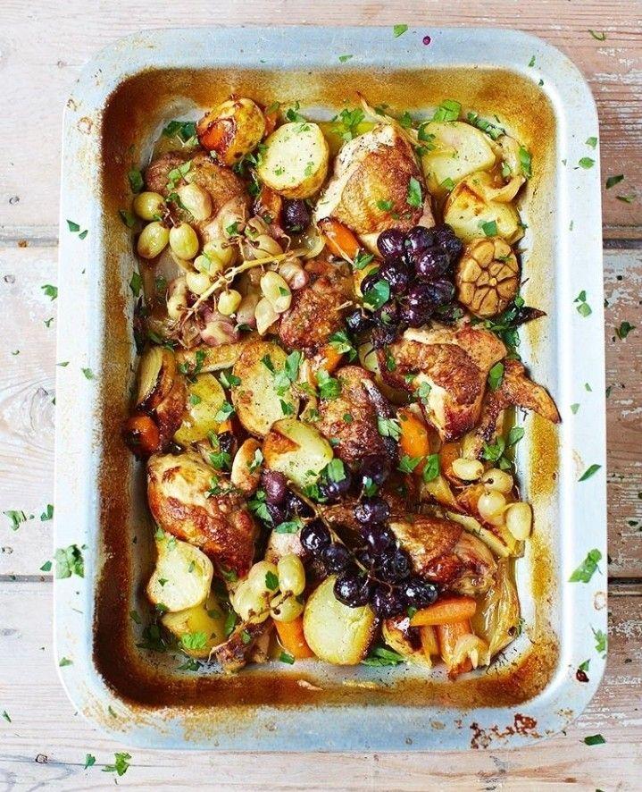 Braised Chicken, Food Recipes, Chicken Recipes