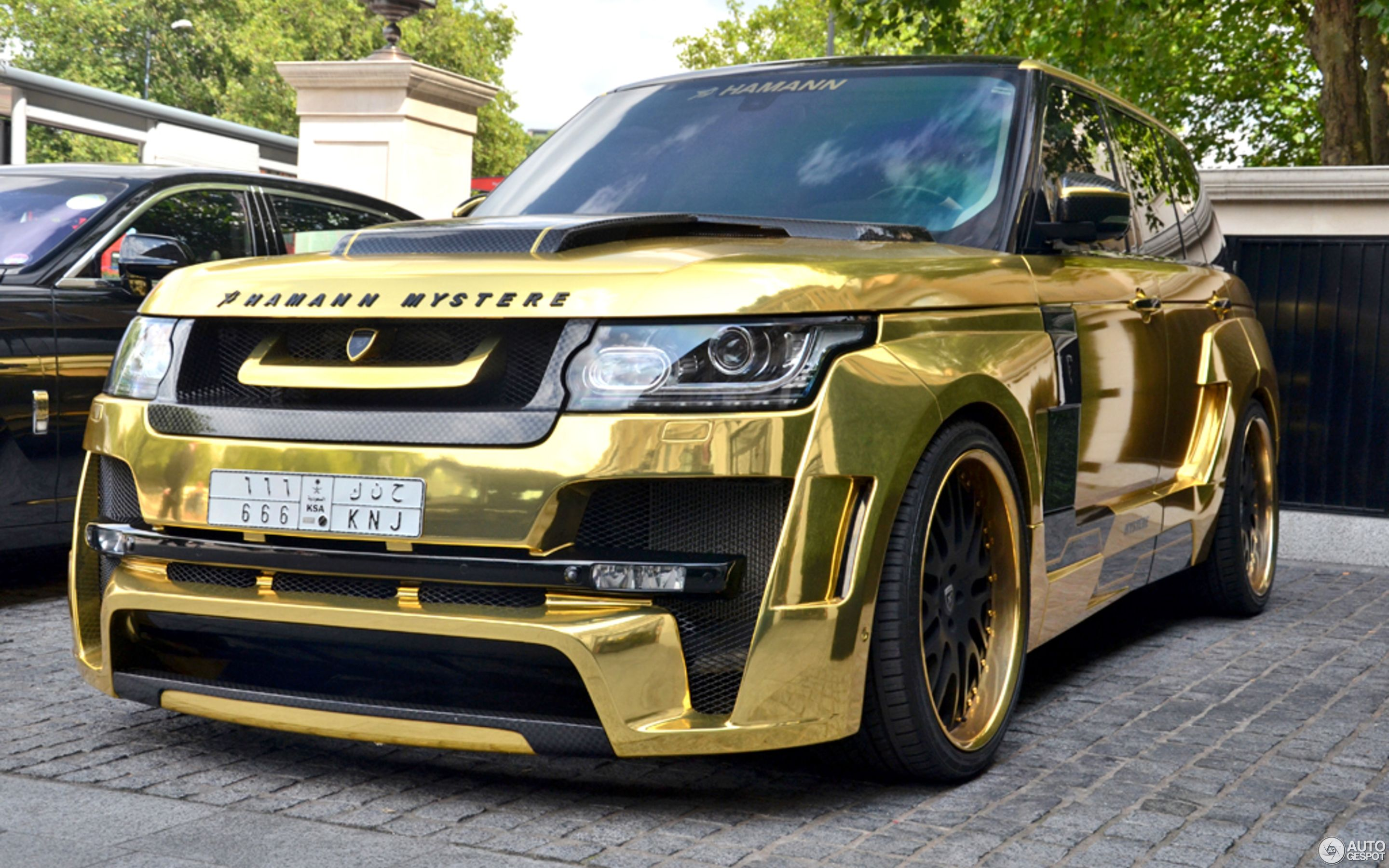 Photo of Land Rover Hamann Range Rover Mystère