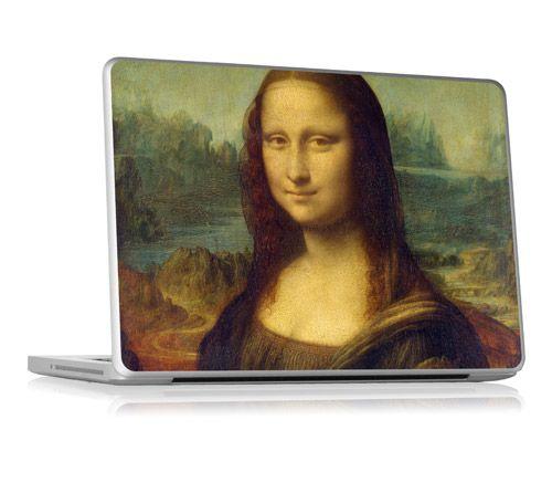 Mona Lisa Laptop...