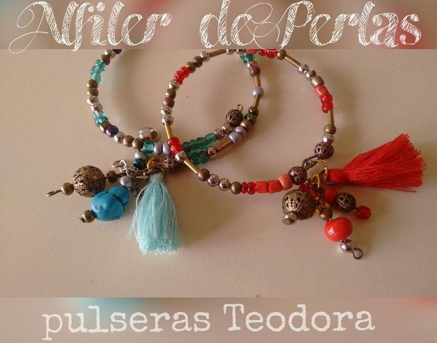 Pulseras Teodora