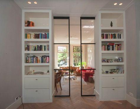 Ongebruikt En suite deuren modern Renovatie   EvidentBouw (met afbeeldingen LW-91