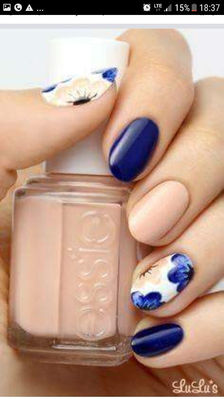 Pin by sara meinschein on Nails | Pinterest | Style nails, Blue ...