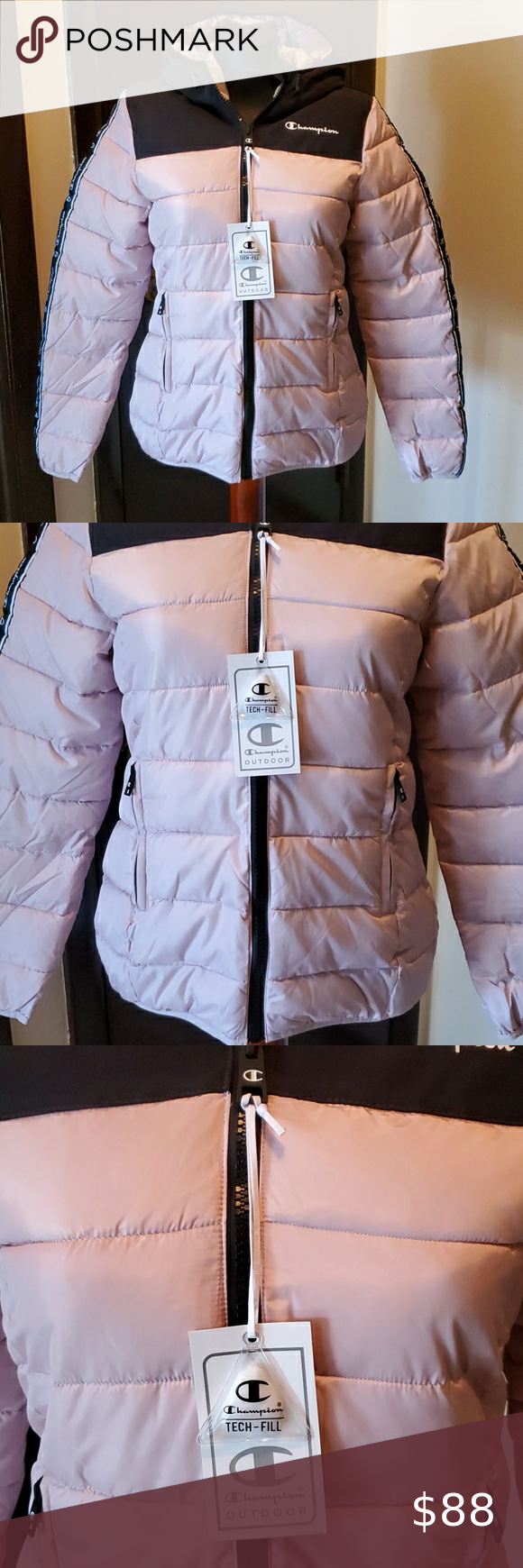 Women Champion Outdoor Tech Fill Puffer Jacket Superior Quality Superior Look Trendy Champion Outdoor P Women S Puffer Puffer Jacket Women Silver Puffer Jacket [ 1740 x 580 Pixel ]