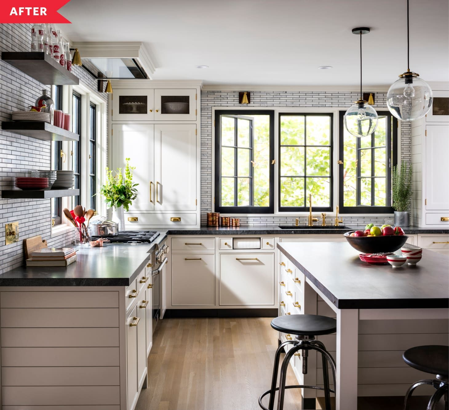 43 Extremely Creative Small Kitchen Design Ideas: This Kitchen Renovation Project Is Packed With Sneaky
